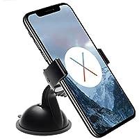 Anygrip (UC) Stretchy - Universele autohouder voor dashboard en ramen voor alle telefoons tot 6,1 inch - zwart