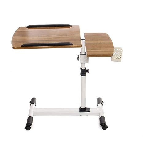 Bambú escritorio del ordenador portátil plegable de ...