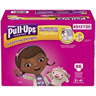 Pull-Ups Learning Designs Training Pants for Girls,...