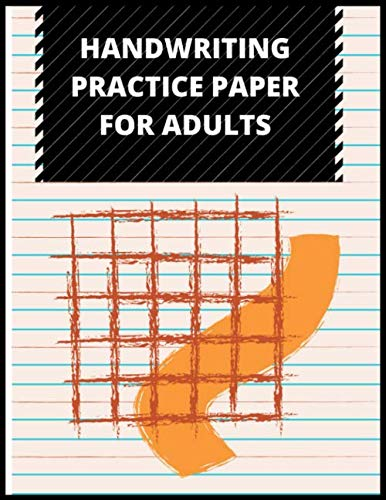 Handwriting Practice Paper for Kids Grade: Bumper 120 -Page Dotted Line Notebook (Handwriting Paper Notebook / Blank Handwriting Practice Books For Kids) – Handwriting Practice Paper Notebook