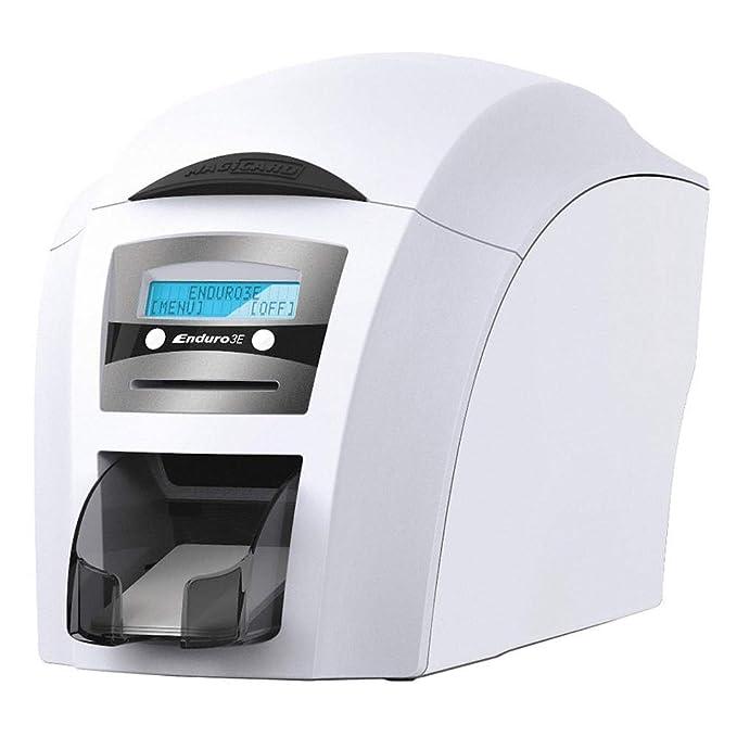 Amazon.com: Magicard enduro3e doble cara Impresora de ...