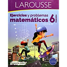EJERCICIOS Y PROBLEMAS MATEMATICOS 6