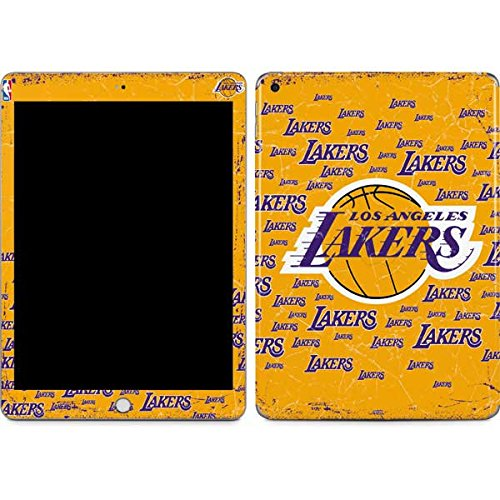 Skinit Los Angeles Lakers Blast iPad 9.7in (2017) Skin - Officially Licensed NBA Tablet Decal - Ultra Thin, Lightweight Vinyl Decal Protection
