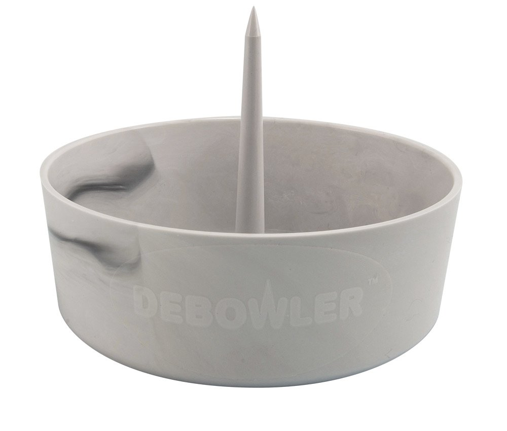 Debowler Ashtray (Gray) M1038