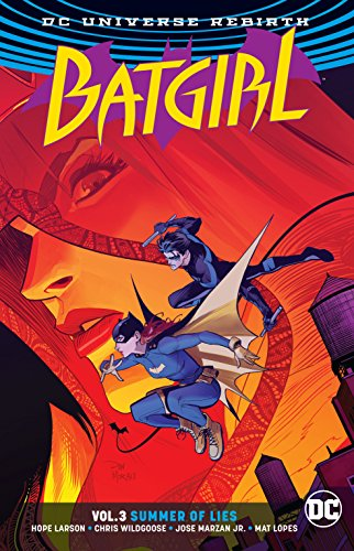 Batgirl Vol. 3: Summer of Lies (Rebirth) -