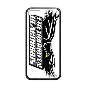 NCAA Liu Brooklyn Blackbirds Primary 2008 Black For SamSung Galaxy S3 Phone Case Cover