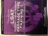 PowerScore LSAT Reading Comprehension Passage Type Training II: LSAT PrepTests 21 Through 40
