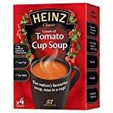 Heinz Cream of Tomato Cup Soup - 88g - Pack of 8 (88g x 8)
