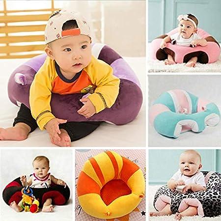 Sof/á del asiento de la ayuda del beb/é silla del beb/é del puf para el beb/é infantil que aprende sentarse silla