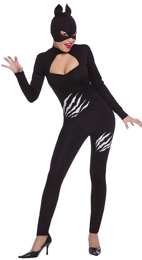 Disfraz de Catwoman: Amazon.es: Hogar