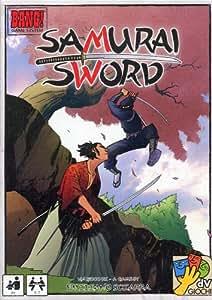 Dv Giochi DVG9131 Samurai Sword - Juego de cartas