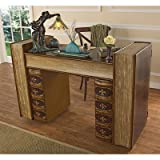 Design Toscano Literary VOLUMNS Writing Desk FRT