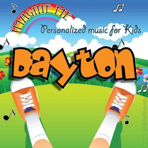 Imagine Me - Personalized Music for Kids: - Kids Dayton