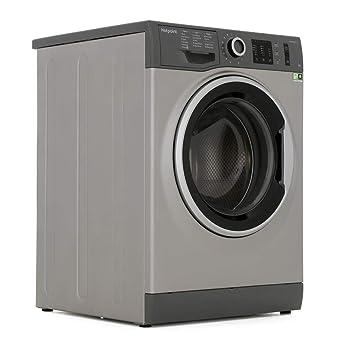305bc41cb9 Hotpoint NM10844GS Ultra Efficient 8kg 1400rpm Freestanding Washing Machine  - Graphite