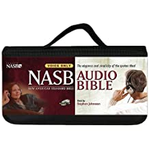 NASB Audio Bible, CD. Voice Only