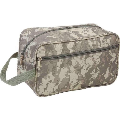 BF Systems Extreme PakTM Digital Camo Water-Resistant Travel Bag