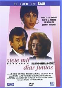 Siete Mil Dias Juntos [DVD]