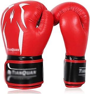 LIUF Guanti da combattimento UFC Kickboxing Pro Guanti allenamento Mitten Sparring Guanti MMA Guanti da combattimento Muay Guanti Thai Sanda Guanti da combattimento gratuiti Combattimento per donna Ki