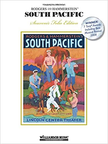 {* FULL *} South Pacific Souvenir Folio (Songbook). Niquel Watch mente police letters Avisame