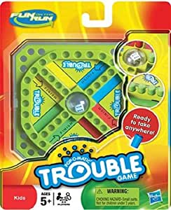 Trouble Travel Game