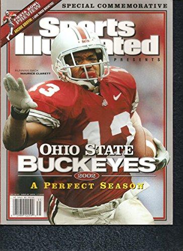 Sports Illustrated: Ohio State Buckeyes 2002 A Perfect Season 12-18-02 - Buckeyes Ohio State 2002 Football