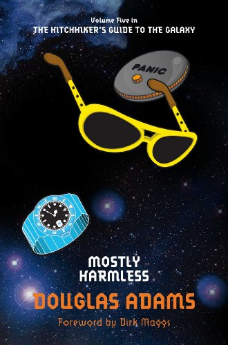 """Mostly Harmless (Hitchhikers Guide 5)"" av Douglas Adams"