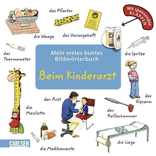 Mein erstes buntes Bildwörterbuch: Beim Kinderarzt