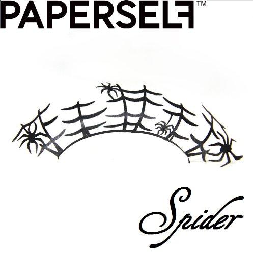 신감각 페이퍼 아이래시☆PAPERSELF[페이퍼 셀프] 2012New디자인 Spider 【스파이더】 1페어