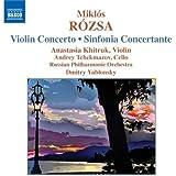 Violin Concerto; Sinfonia Conc