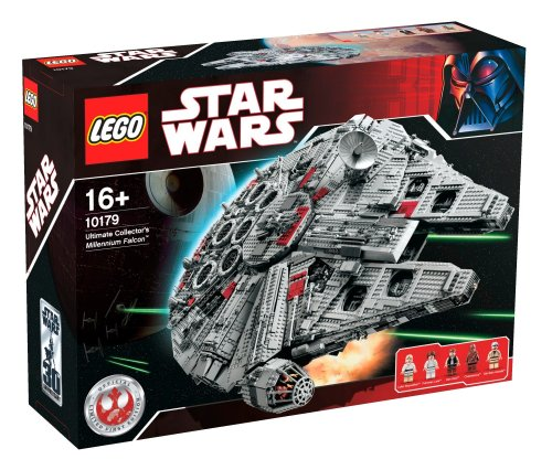 LEGO Star Wars Ultimate Collector's Millennium Falcon (Star Wars 2007 Lego Sets)