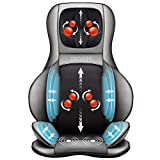 Comfier Shiatsu Neck & Back Massager - 2D/3D Kneading Full Back...