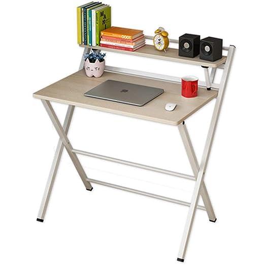 Mesa Escritorio de la computadora Escritorio Mesa Plegable Simple ...