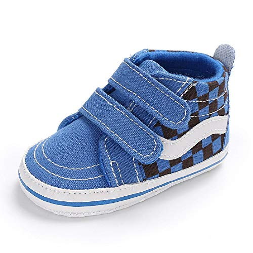 (Meckior Save Beautiful Toddler Baby Girls Boys Shoes Infant First Walkers Sneakers (0-6 Months,)