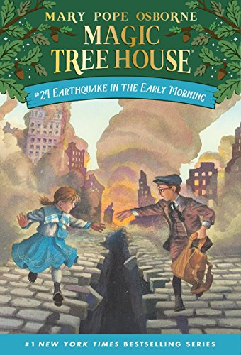 Earthquake in the Early Morning (Magic Tree House #24) (Magic Tree House (R)) (Best Tree Houses In The World)