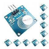 HiLetgo 10pcs TTP223B Switch Module Digital Touch Sensor Capacitive Touch for Arduino