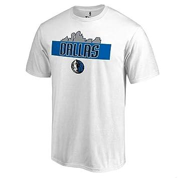 Dallas Mavericks luka Doncic Jersey Camiseta de Cuello Redondo ...