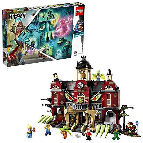 레고 (LEGO) 히든 사이드 귀신 들린 뉴베리 고교 70425