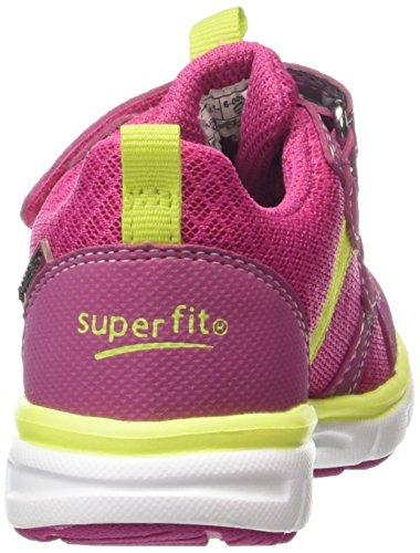 Fille Lumis Rose Pink Bébé Chaussures 63 Marche Mini Superfit 16AwRXwq