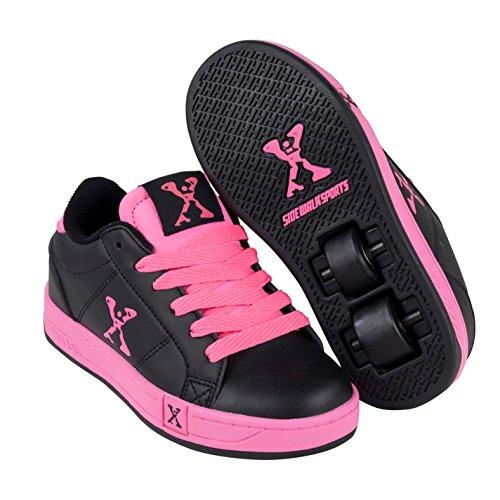 Sidewalk Sport Kinder Mädchen Lane Turnschuhe Heelys Black/Pink
