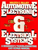 Automotive Electronic-Electrical Systems, Walter E. Billiet, 0130542482