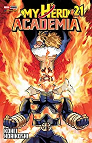 My Hero Academia N.21