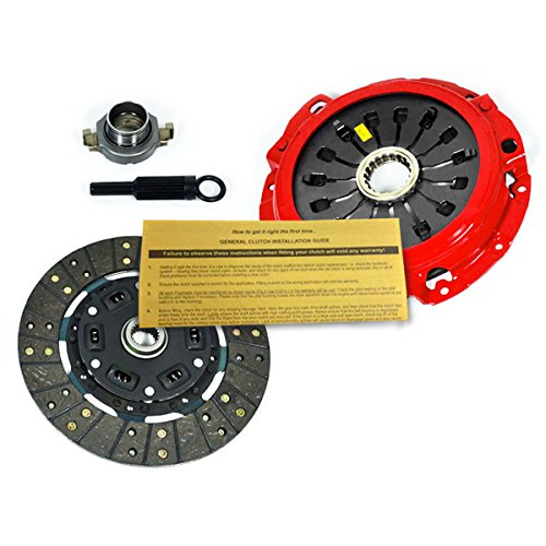 EFT RACING STAGE 2 CLUTCH KIT for 1993-1999 MAZDA RX-7 TWIN TURBO 13B-REW - Disc Stage 7 Twin