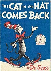 Paperback The Cat in the Hat Comes Back Book