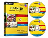Learn to Speak Spanish - Language Training Course Software - Six Extensive Courses (2 Disc Set) (PC) - BOXED AS SHOWN