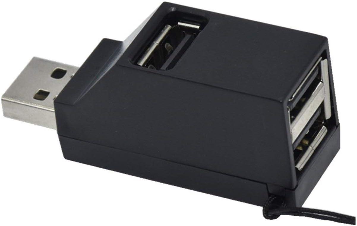 hub and Adapter,Mini USB 2.0//3.0 Hi-Speed Multi Port USB Hub Splitter Hub Adapter USB Cable