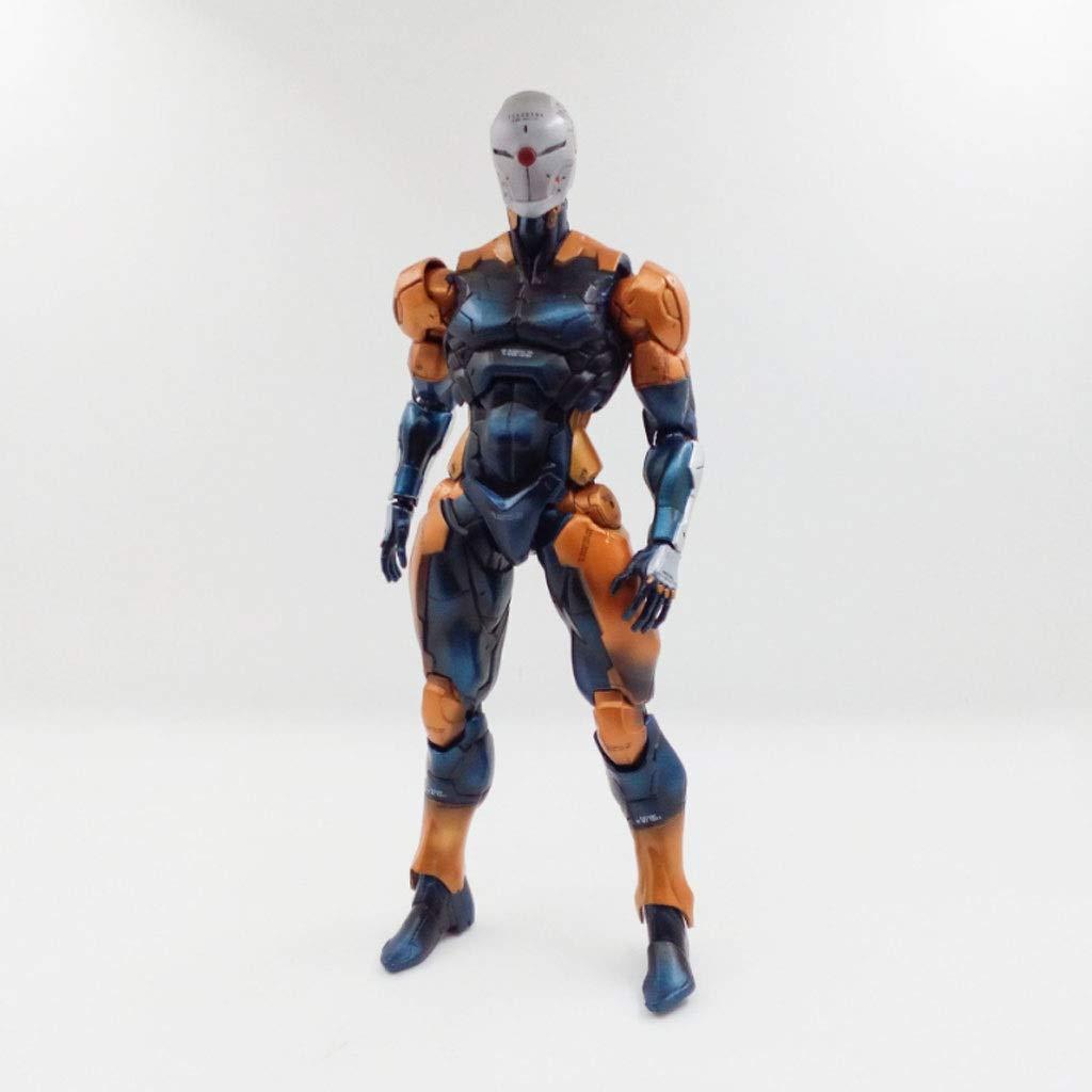 Yang baby Metal Gear Solid Juego Artes Kai Vol.5 Figurita ...