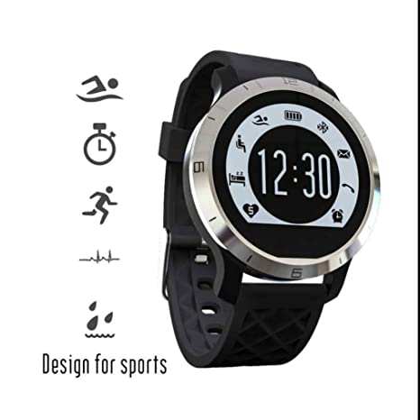 Reloj inteligente Soporte GPS Smartwatch Fitness Tracker,pantalla ...