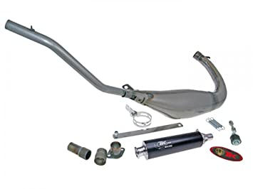 Turbo Kit de escape Carreras 80 para Rieju Matrix 125 2T