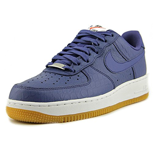 Uomo Lv8 legend 1 light 400 gum Ginnastica Air da brown white Scarpe blue NIKE '07 Force BFOw8