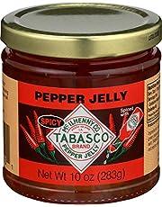 Tabasco Brand Tabasco Pepper Jelly, Spicy, 10 Ounce
